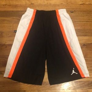 Nike Boy's Dri-Fit XL Jordan Shorts